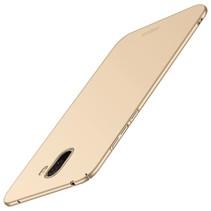 Mofi Hardcase Hoesje Xiaomi Pocophone F1 - Goud