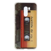 Cassettebandje TPU Hoesje Xiaomi Pocophone F1