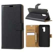 Booktype Hoesje Xiaomi Pocophone F1 - Zwart