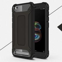 Hybrid Hoesje Xiaomi Redmi 5A - Zwart