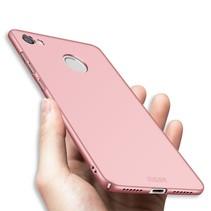 Mofi Hardcase Hoesje Xiaomi Redmi 5A - Roze / Goud