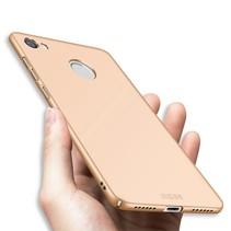 Mofi Hardcase Hoesje Xiaomi Redmi 5A - Goud