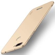 Mofi Hardcase Hoesje Xiaomi Redmi 6 - Goud