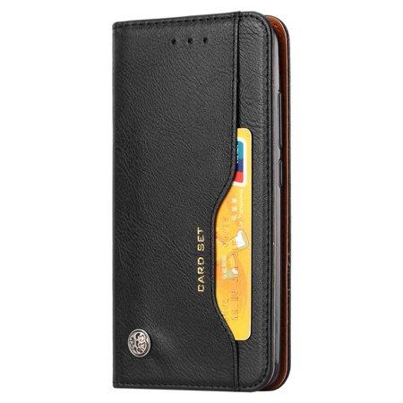 Booktype Hoesje voor de Xiaomi Redmi 6 - Zwart