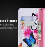 Booktype Hoesje voor de Xiaomi Redmi Note 6 Pro