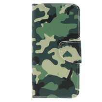Camouflage Booktype Hoesje Xiaomi Redmi Note 6 Pro