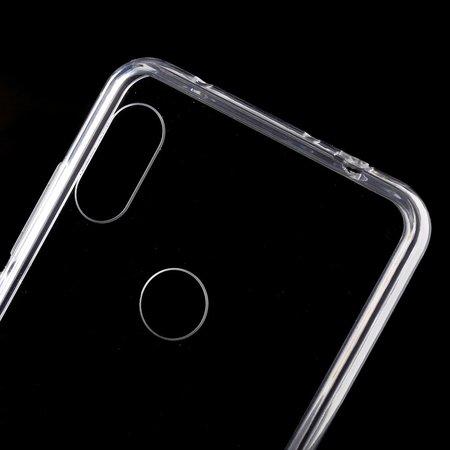 Hybrid Hoesje voor de Xiaomi Redmi Note 6 Pro - Transparant