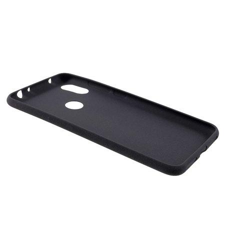 TPU Hoesje voor de Xiaomi Redmi Note 6 Pro - Zwart