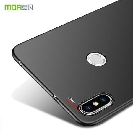 Mofi Mofi Hardcase Hoesje voor de Xiaomi Redmi S2 - Zwart