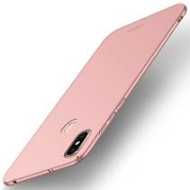 Mofi Hardcase Hoesje Xiaomi Redmi S2 - Roze / Goud