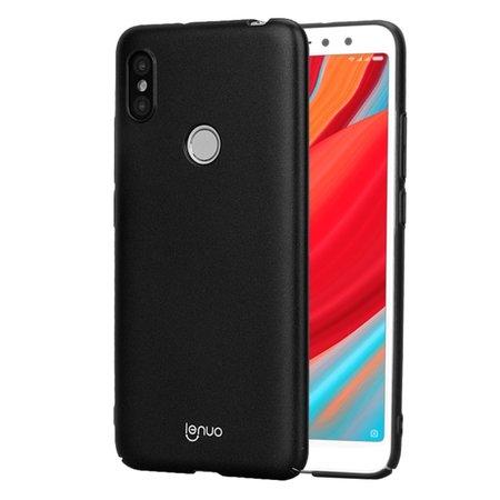 Lenuo Lenuo Hardcase Hoesje voor de Xiaomi Redmi S2 - Zwart