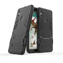 Hybrid Hoesje Xiaomi Redmi S2 - Zwart
