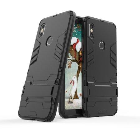 Hybrid Hoesje voor de Xiaomi Redmi S2 - Zwart