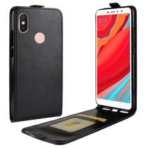 Flipcase Hoesje Xiaomi Redmi S2 - Zwart