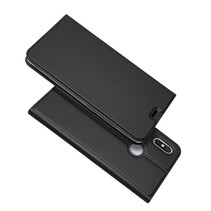 Booktype Hoesje Xiaomi Redmi S2 - Zwart