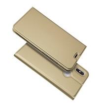 Booktype Hoesje Xiaomi Redmi S2 - Goud