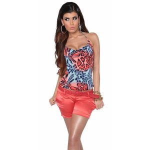 IN-STYLE FASHION HALTER TOP