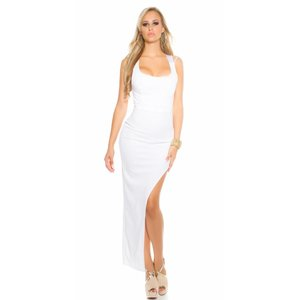 IN-STYLE FASHION WITTE LANGE JURK