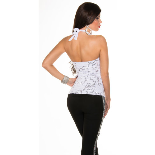 WIT PARTY GLITTER TOP