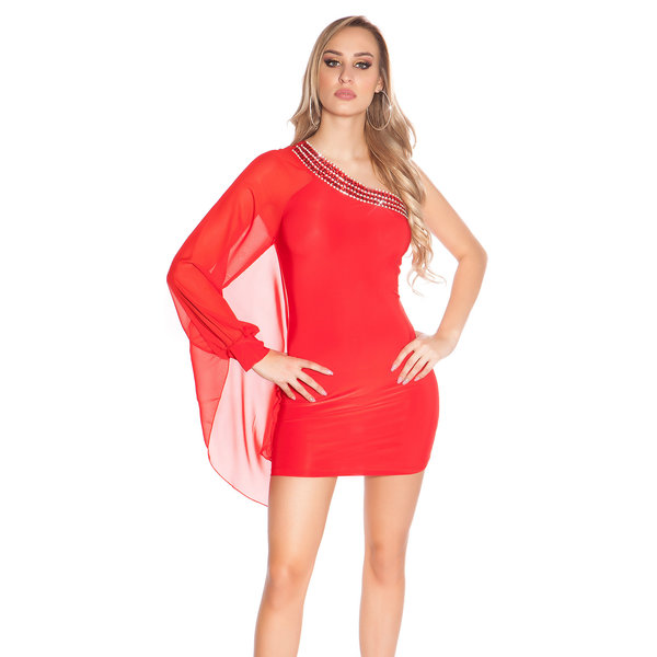 IN-STYLE FASHION ROOD ONE-ARM PARTY JURKJE