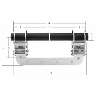 CENTROMAT Type 1A -Orbital External Alignment Clamps Orbital