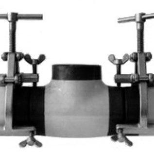 CENTROMAT tipo 1B Grampo de fixação rápida de tubos