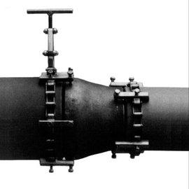 Modèle 1C Chaînes de centrage de tube Version légère à chaîne simple de taille 150