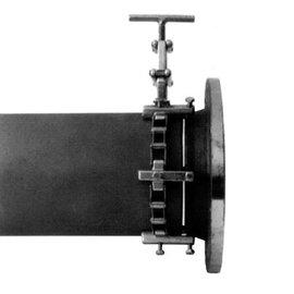 Tipo 1C Correntes de centragem de tubos Versão semi-pesada, corrente simples, tamanho 200
