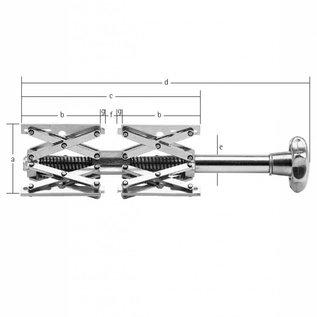 CENTROMAT Modelé 3A Dispositif de centrage intérieur 54-530 mm