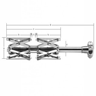 CENTROMAT Typ 3A Innenzentrier Vorrichtung