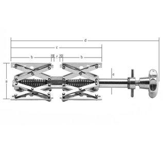 CENTROMAT Tipo 4 Dispositivo de Centragem Interior