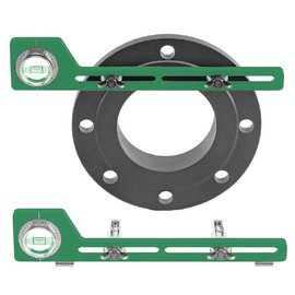 Type 9 Flange Spirit Level