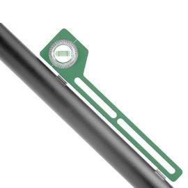CENTROMAT tipo 10 Livella a bolla d'aria per la misurazione dell'inclinazione