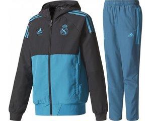 Adidas Real Madrid CL Presentatiepak 17/18 Jr.