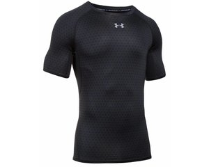 Under Armour HeatGear Armour Printed Compressie Shirt