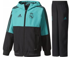 Adidas Real Madrid presentatiepak 17/18 Infant