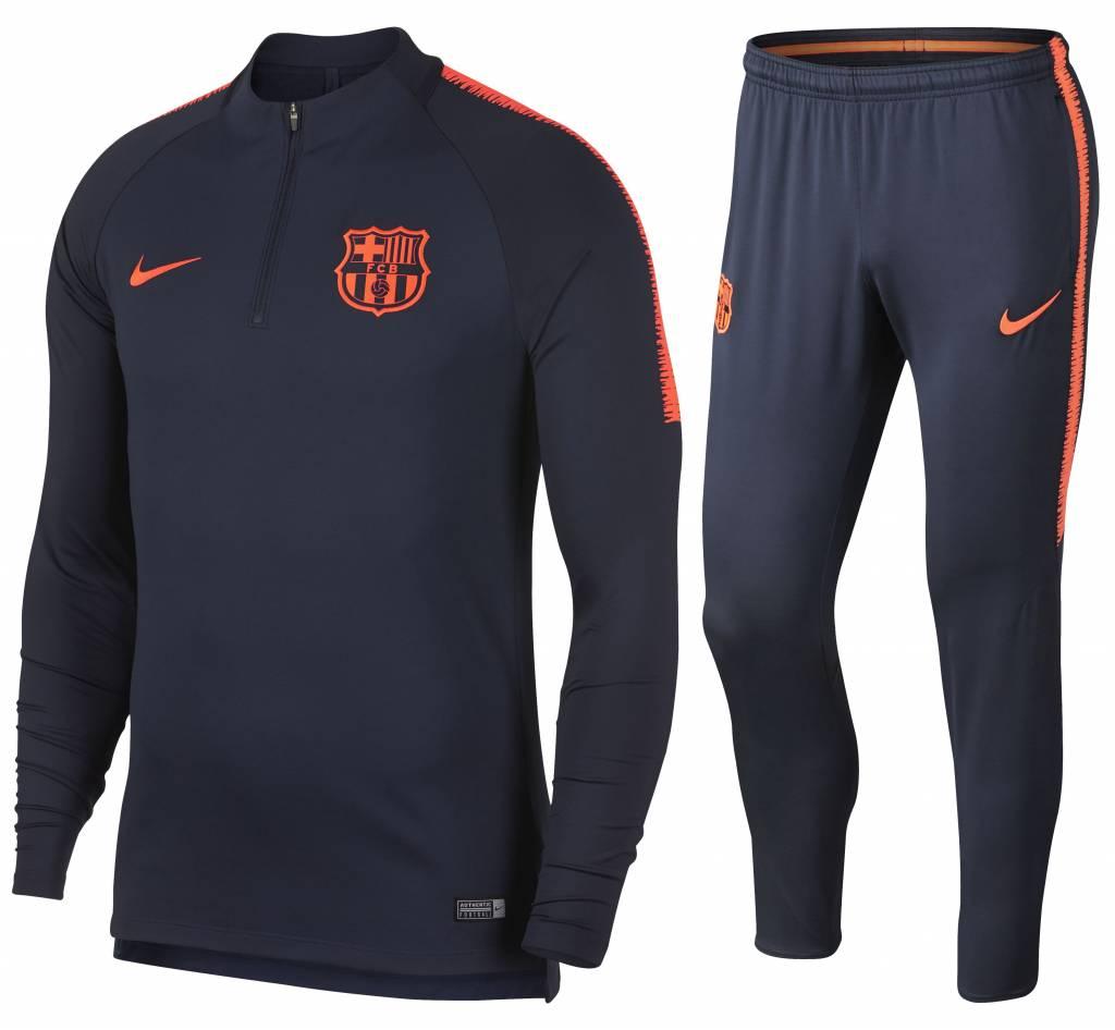 Nike FC Barcelona Drill Top Pak 17/18