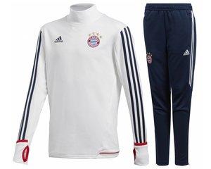 Adidas FC Bayern München Trainingspak 17/18 JR.
