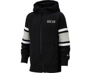 Nike Air hoodie full zip kids