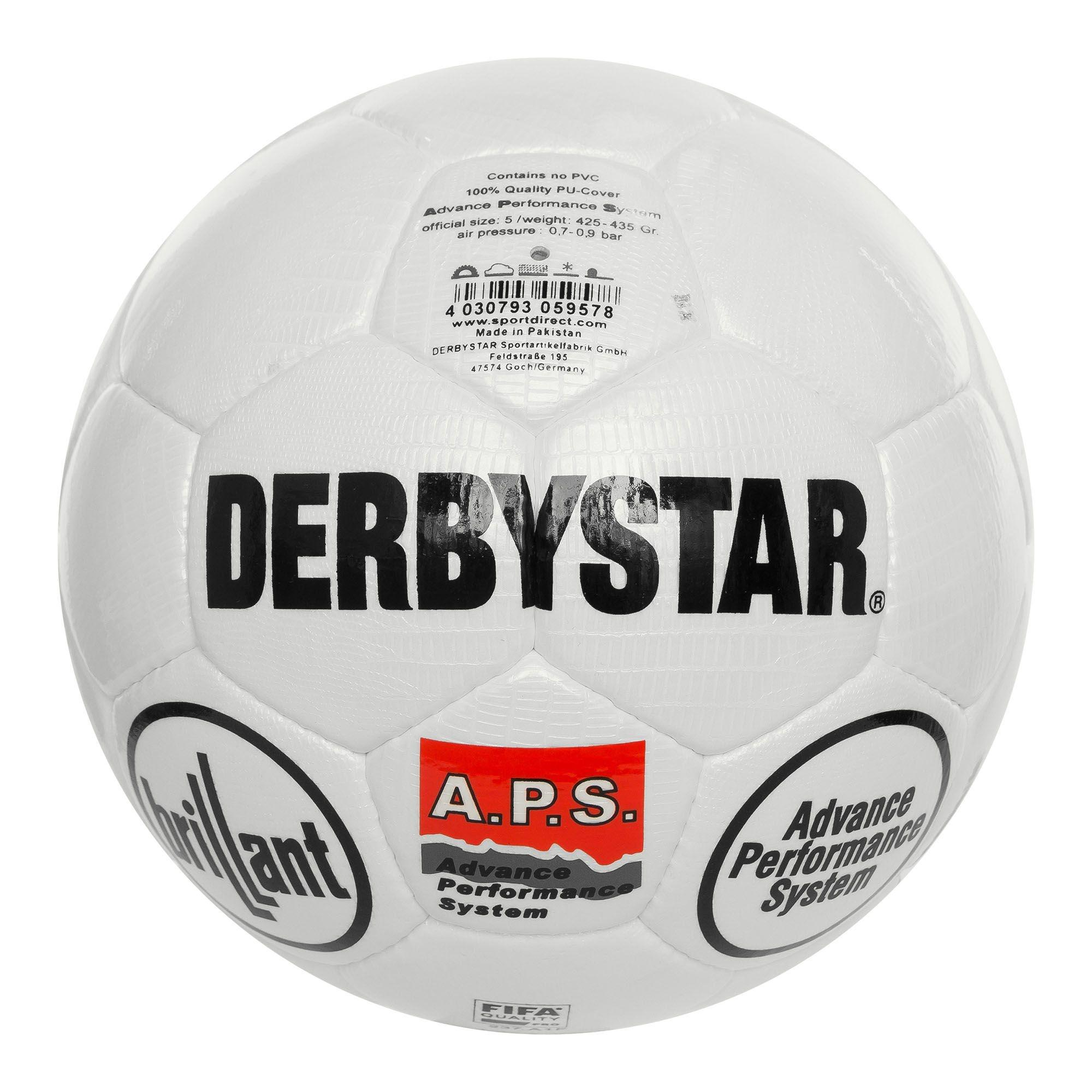 Derbystar Brillant wit