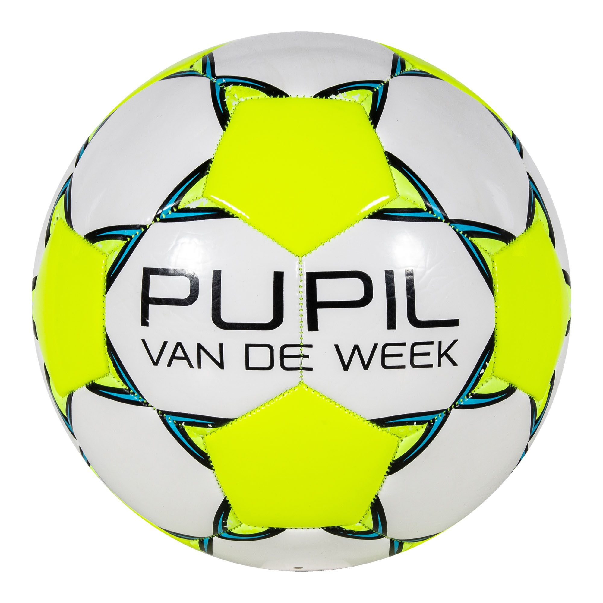 Derbystar Pupil van de week bal