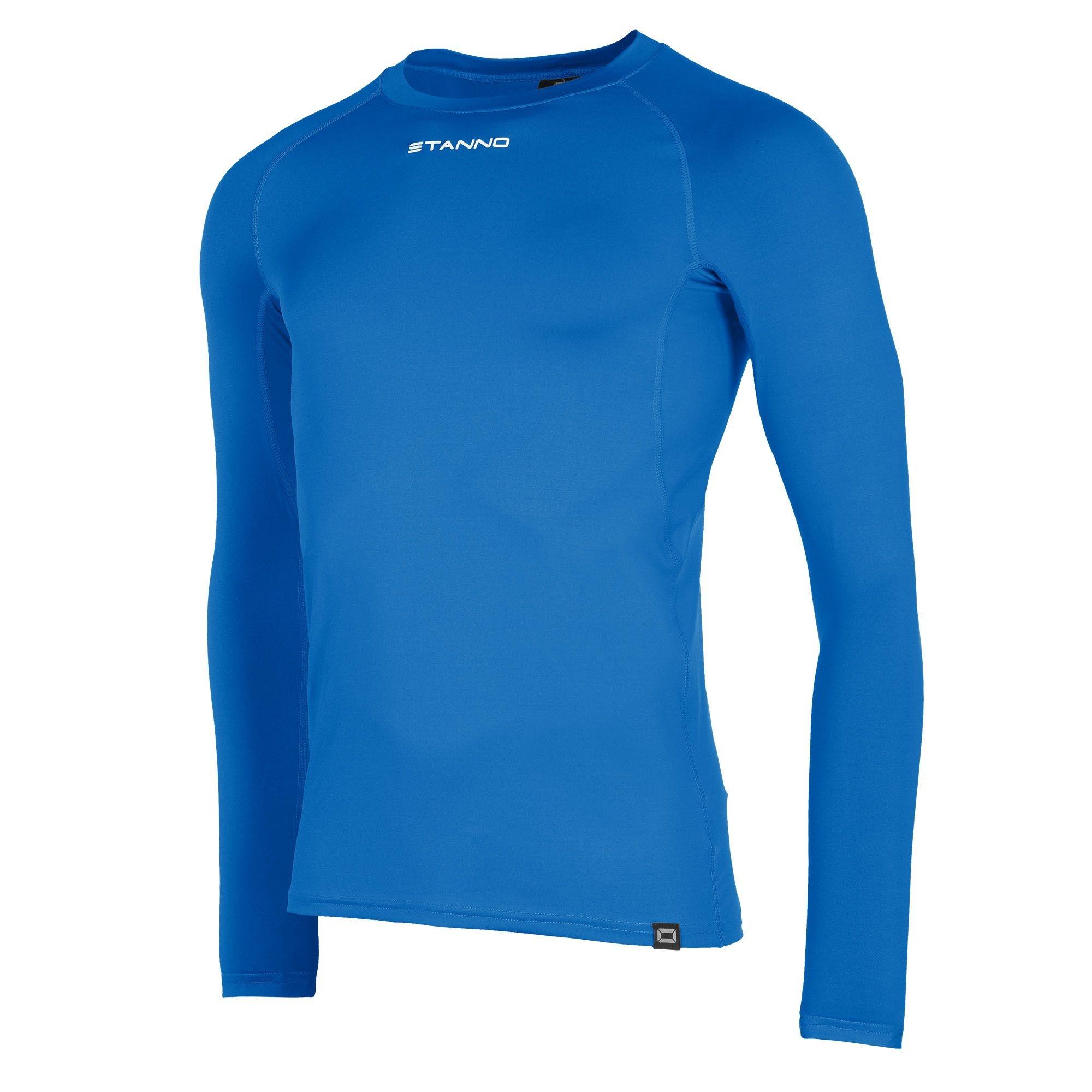 Thermo Shirt Blauw
