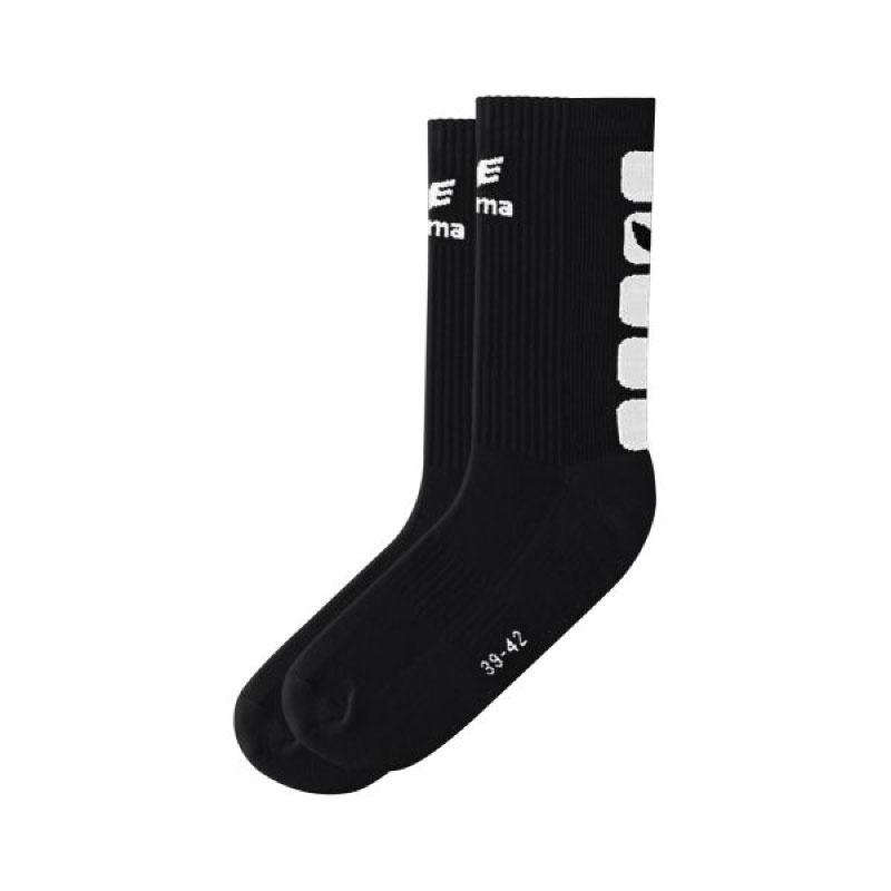 Erima Sokken zwart/wit