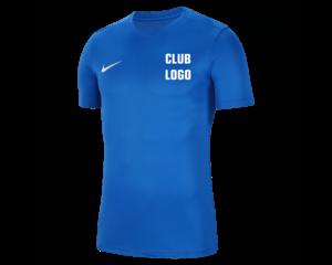 Nike Park Shirt Blauw
