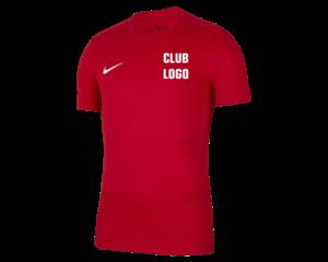 Nike Park Shirt Rood