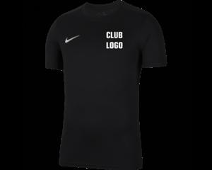 Nike Park Shirt Zwart