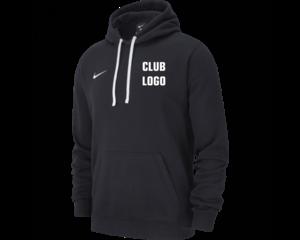 Nike Team Hoodie Zwart
