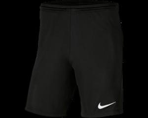 Nike Park Short Zwart