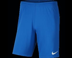 Nike Park Short Blauw