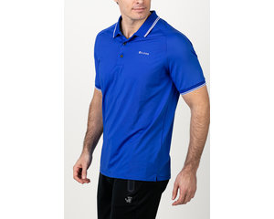 Sjeng Sports Polo Ronan Blue Neon
